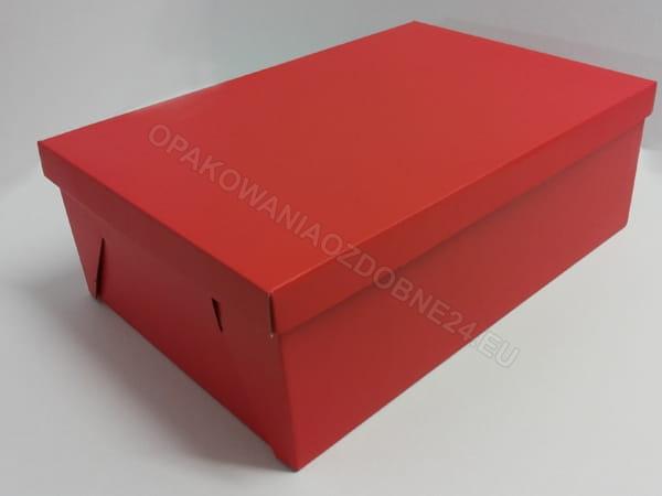 czerwone pudełko na prezent
