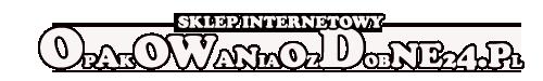 SKLEP INTERNETOWY OPAKOWANIAOZDOBNE24.PL