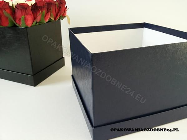pudełka na kwiaty