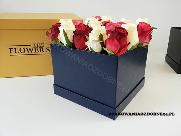 pudełko na kwiaty